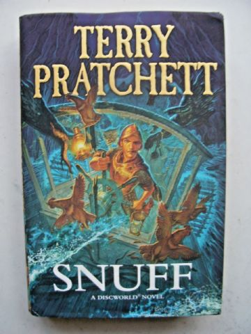 Snuff by Terry Pratchett (Hardback, 2011)